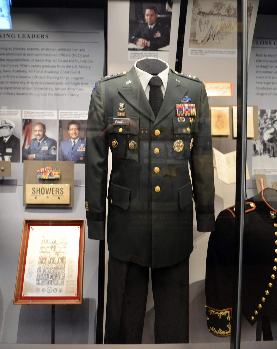 Museum Recognizes AfricanAmericans Contribution To Armed Forces - Military museums in us