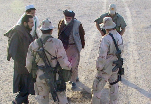First to go: Green Berets remember earliest mission in Afghanistan