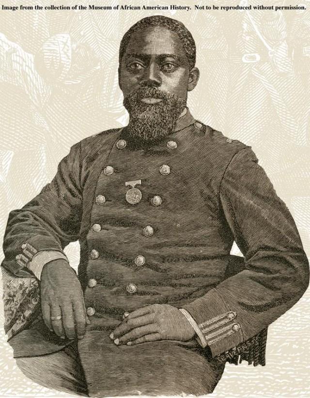 Army Sgt. William H. Carney
