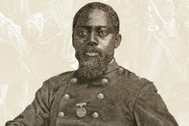 Army Sgt. William H. Carney