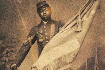 Meet Sgt. William Carney: The first African-American Medal of Honor recipient