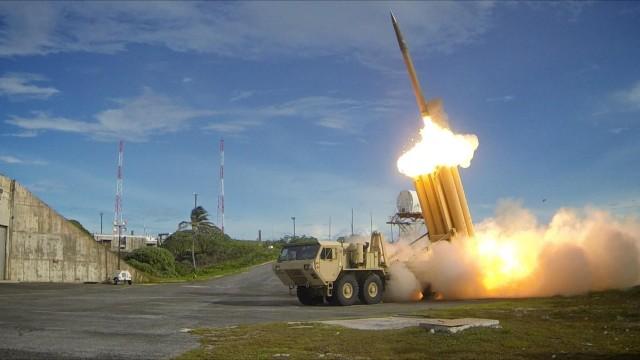 Work in progress to deter NKorea's missile arsenal