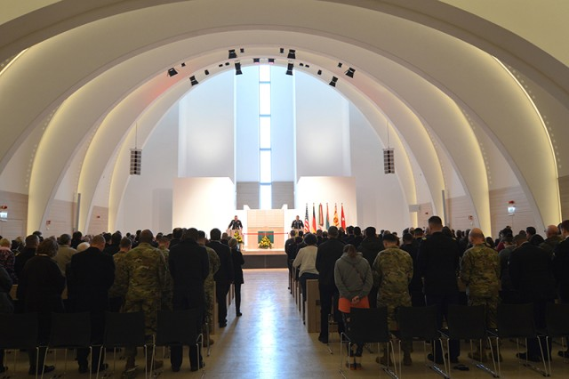 Netzaberg Chapel Interior