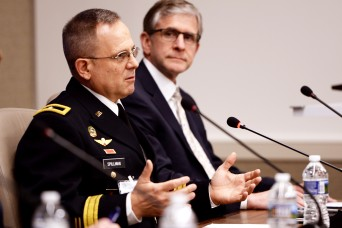 Air defense community needs large, collective exercise, says brigadier general