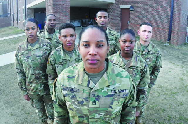 The Mentor: Quartermaster NCO Finds Comfort, Purpose in Coaching, Teaching, Supporting Soldiers