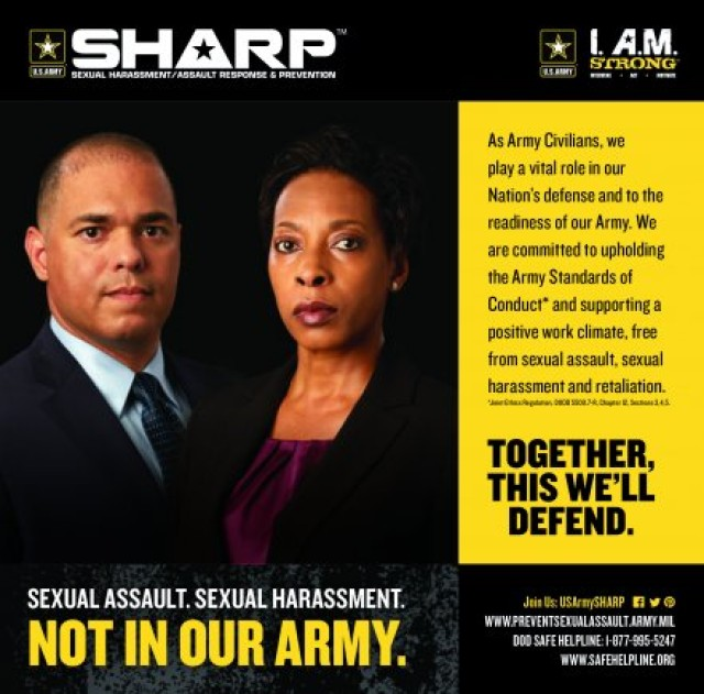 SHARP resources now available for DA civilians