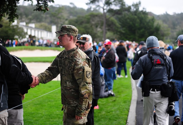 Fairy Tale for Soldiers at Pebble Beach