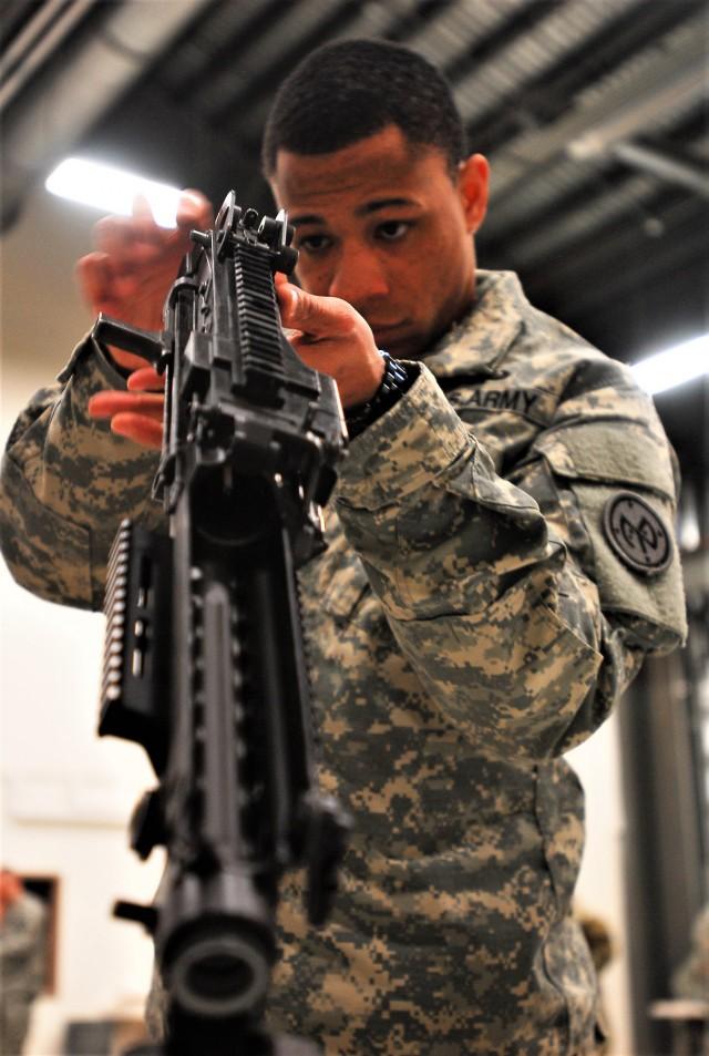 27th Infantry Brigade picks Best Warriors