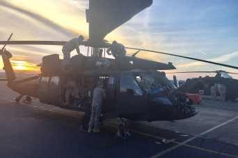 California National Guard mobilizes with other assets in dam emergency