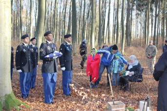 Alternative burials available to veterans overseas