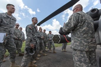 Missouri National Guard training exercise prepares combat aviation brigade for deployments
