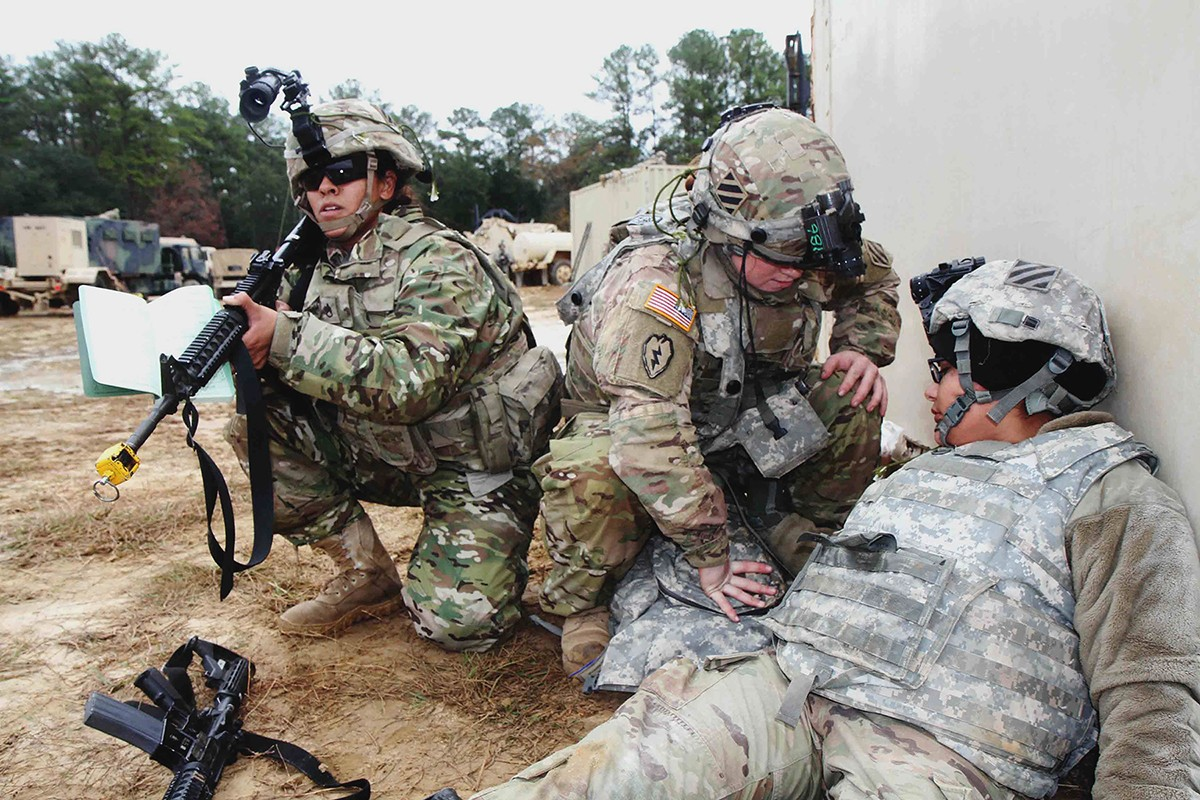 US Military News • US Army Field Sustainment Training Mission