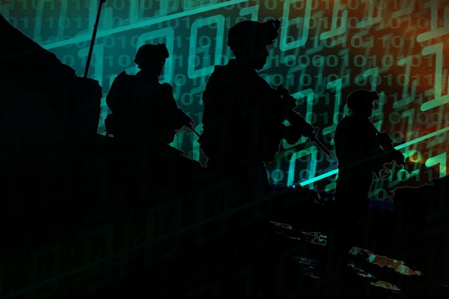 The Plan-X technology under development at the Defense Advanced Research Projects Agency gives commanders a way to see and respond to key cyber terrain in the same way they react to actions on the physical battlefield.