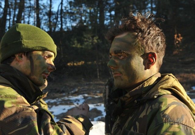 3-29 FA, 4th ID conducts multinational training in Poland