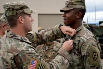 Face of Defense: Soldier provides lifesaving aid to neighbor