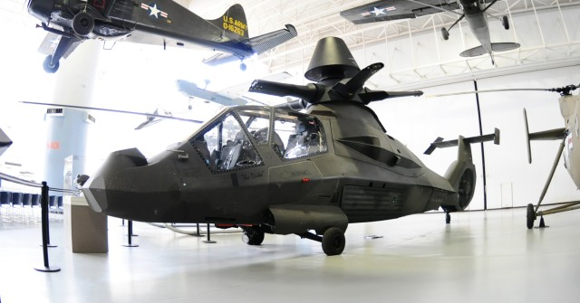 Comanche on display: On museum floor for limited time