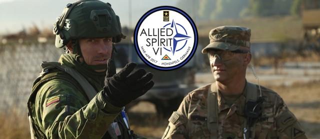Exercise Allied Spirit VI