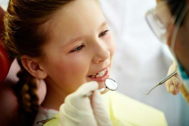 February is Children's Dental Health Month and is a great opportunity to give parents critical information to create a cavity-free home from the youngest ages.