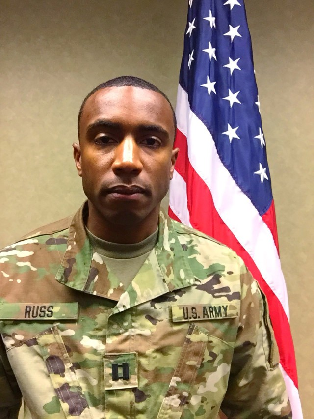 Meet Your Army: 597th captain joined to do great things