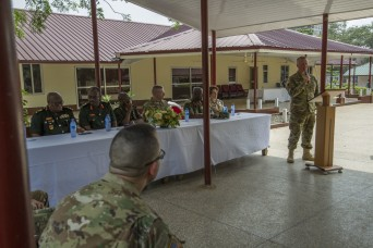 Americans, Ghanaian medical professionals host MEDRETE closing ceremony