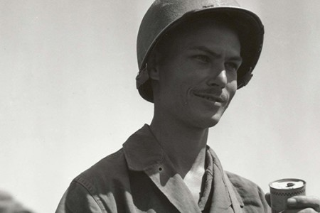 Pfc Desmond Doss The Unlikely Hero Behind Hacksaw Ridge Article The United States Army