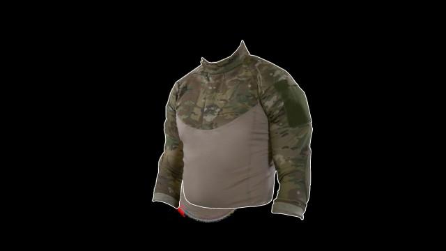 Ballistic Combat Shirt