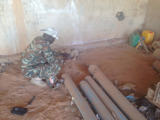 USARAF C-IED support Lake Chad Basin (LCB) partner nations by saving lives
