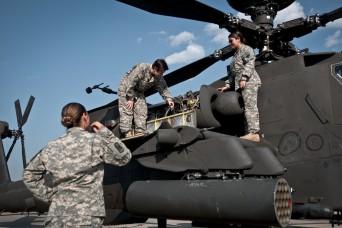 South Carolina National Guard member protects the skies and streets