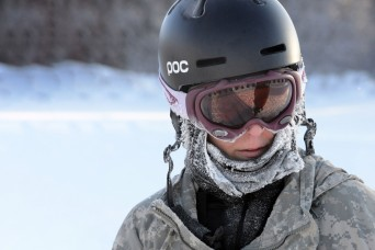 At Alaska training center, instructor relishes being 'pushed to the edge'