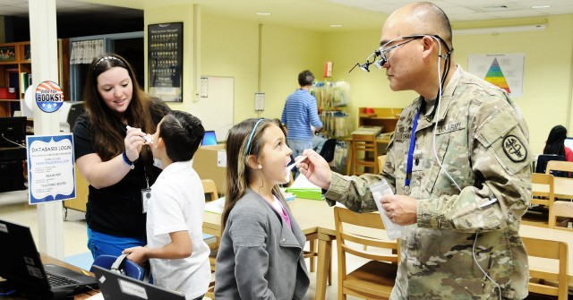 Dental clinic promotes proper hygiene at schools