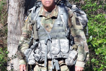 Long commute doesn't keep this New York Army National Guard Soldier away from his unit