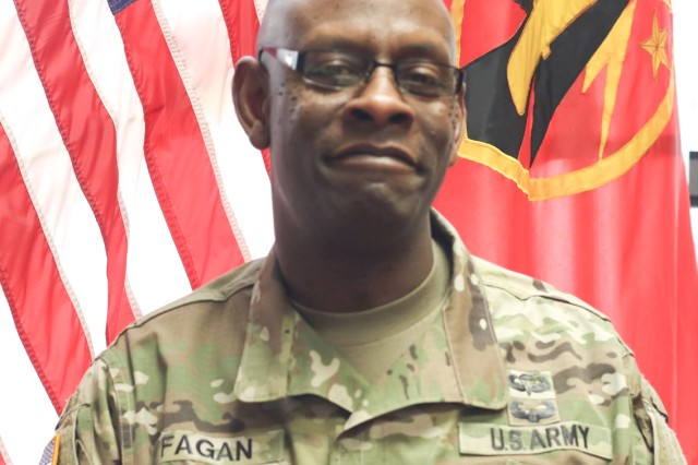 Fires Center of Excellence and Fort Sill Command Sgt. Maj. Carl Fagan will lead breakout panels aimed at command sergeants major during the Fires Conference, here, May 2-4, 2017.