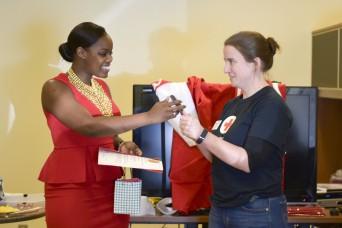 Bidding Farewell to Area IV's Best Volunteer