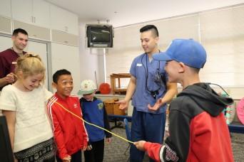 NCDHM: DENTAC-Japan encourages oral health at Arnn Elementary