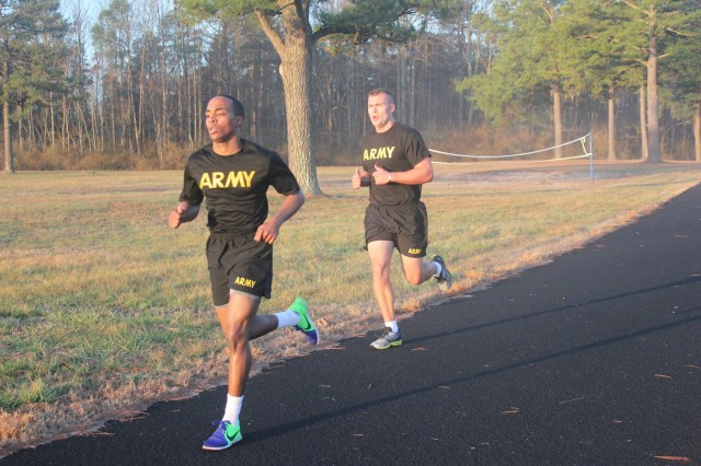 U.S. Army Reserve Soldiers competing in this year's combined 310th Sustainment Command (Expeditionary) and 3rd Transportation Brigade (Expeditionary) combined Best Warrior Competition, held at Fort A.P. Hill, Virginia, Feb. 23 - 27, 2017. The annual six-day competition tests enlisted and noncommissioned officer competitors on their ability to perform Army Warrior tasks in a variety of events.