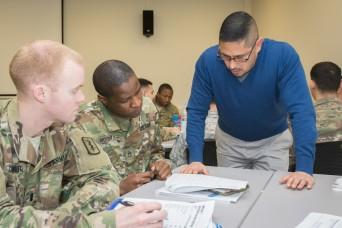 Medics organize, attend Stress Training