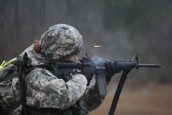 2017 Washington National Guard Best Warrior