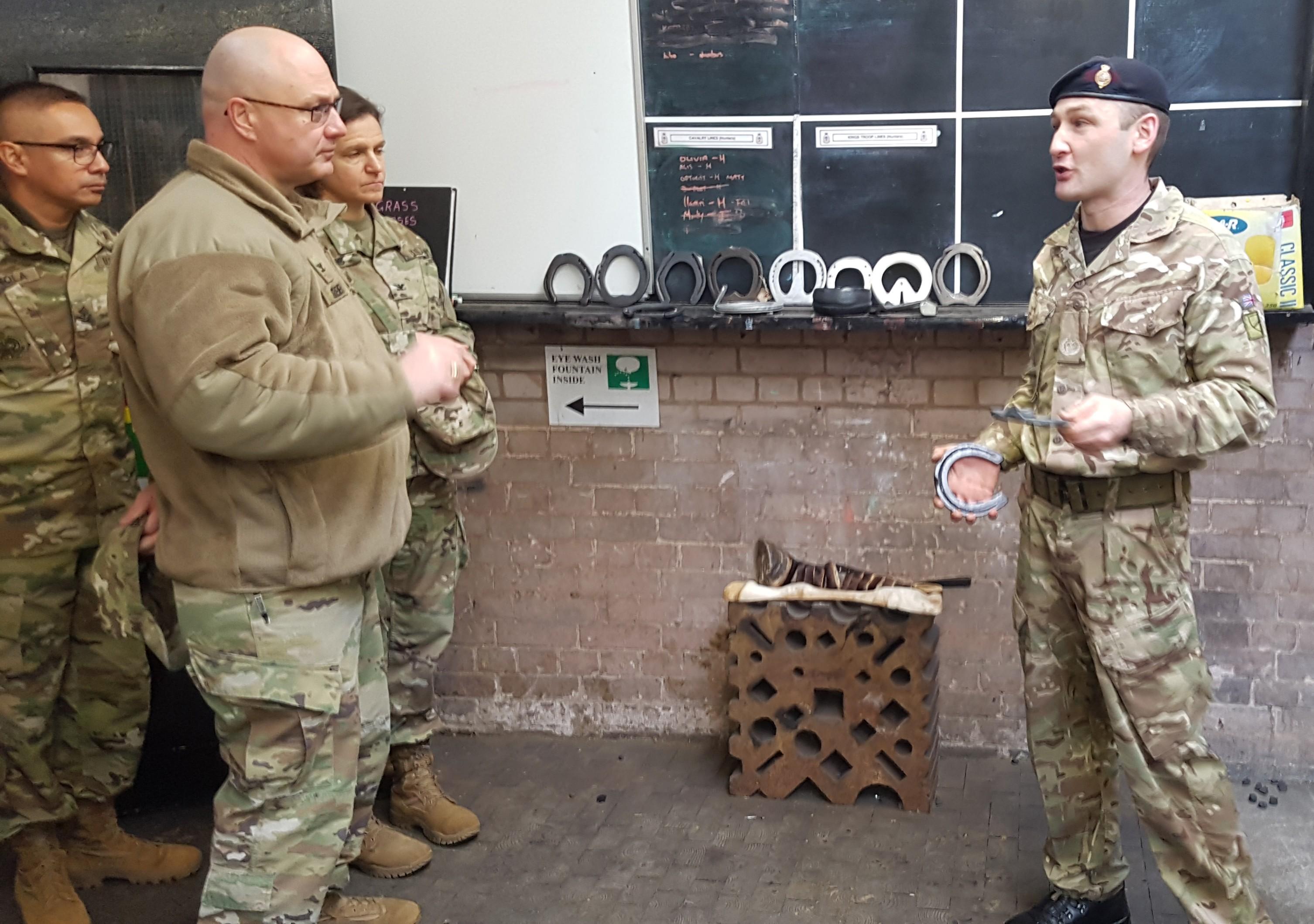 army vet technician