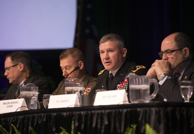 Army looking to tap Air Force, other partners to refine future warfare concept