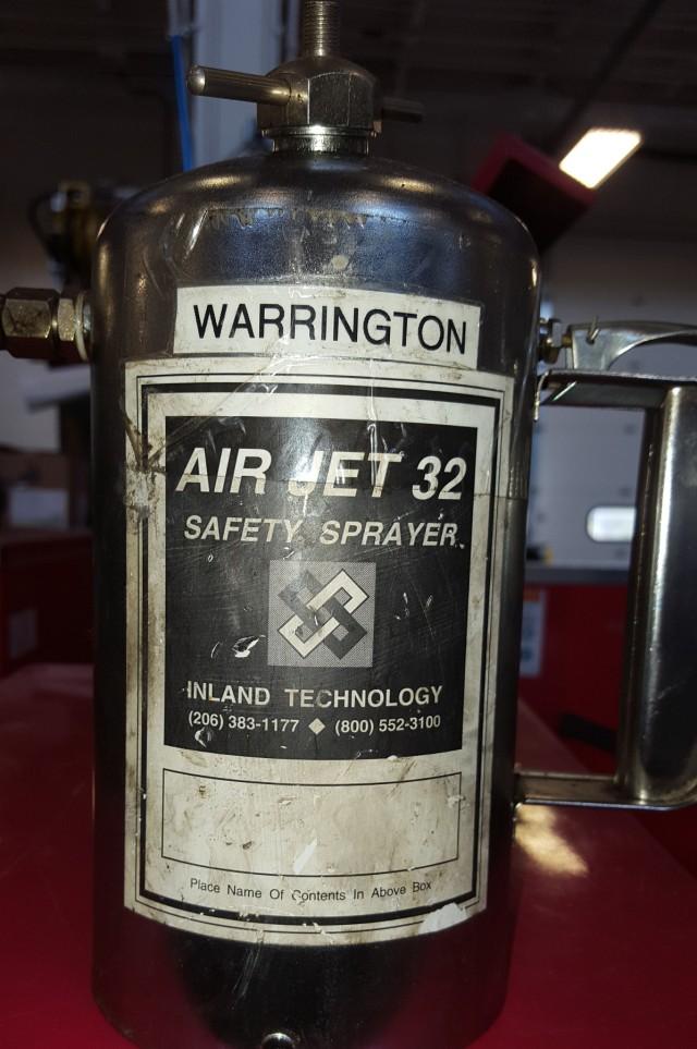 CitraSafe Air Jet Sprayer