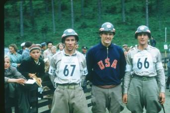 Last All-Military USA Pentathlon Team from 1952 Olympics to Reunite at JBLM