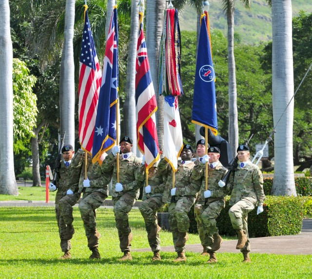 USARPAC bids farewell to Bilton; welcomes Noble and Anderson