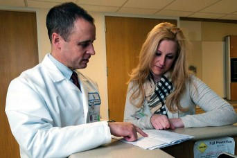 New York guardsman says deployments make him a better doctor