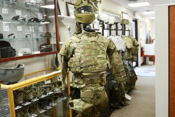 New Soldier armor weighs less, offers more options