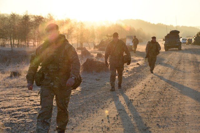 Soldiers & Systems: Validation exercise tests US and UK interoperability