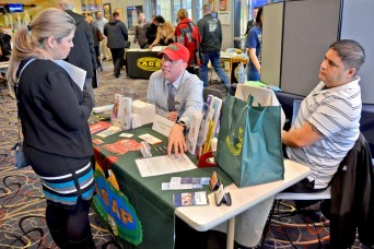 Career fair offers unique chance to meet employers