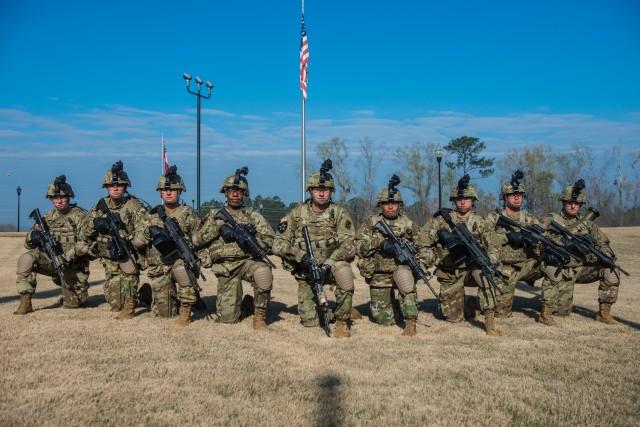 Bravo Company, 1st Battalion, 19th Infantry Regiment Super Squad