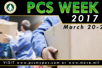 PCS Week offers info for a successful PCS move