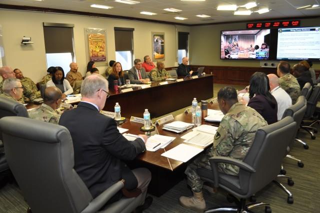 Global town hall meeting links ACC workforce