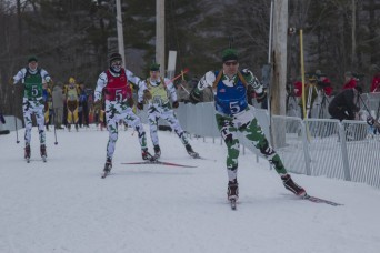 The 2017 Chief National Guard Bureau Biathlon Championship